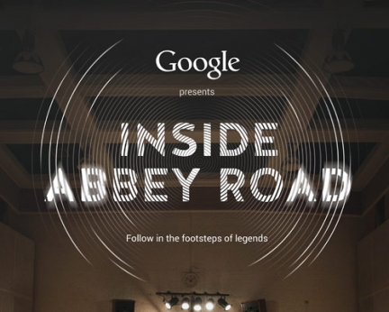 Inside Abbey Road – Digital Campaign