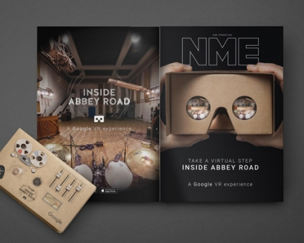 Inside Abbey Road VR Campaign